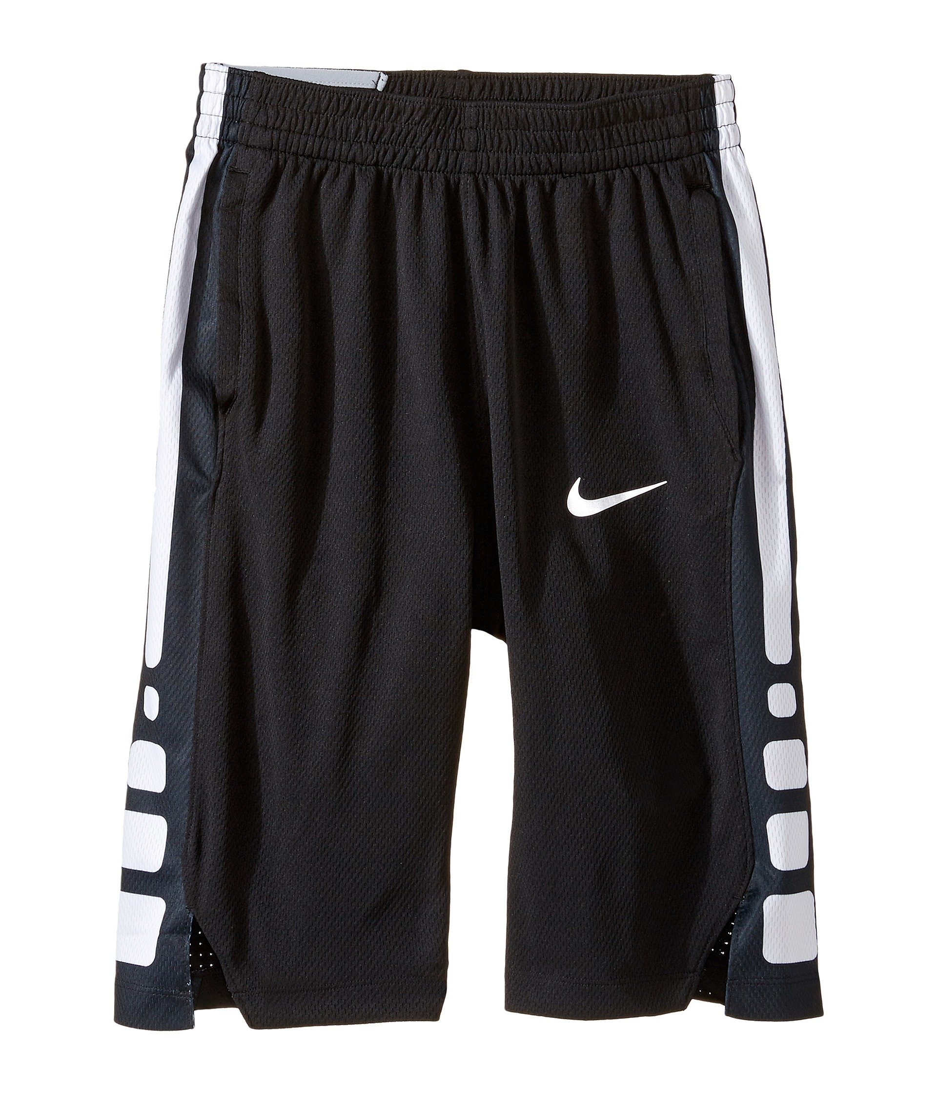 Nike Boy's Dry Basketball Short Black/White Size Small by Nike