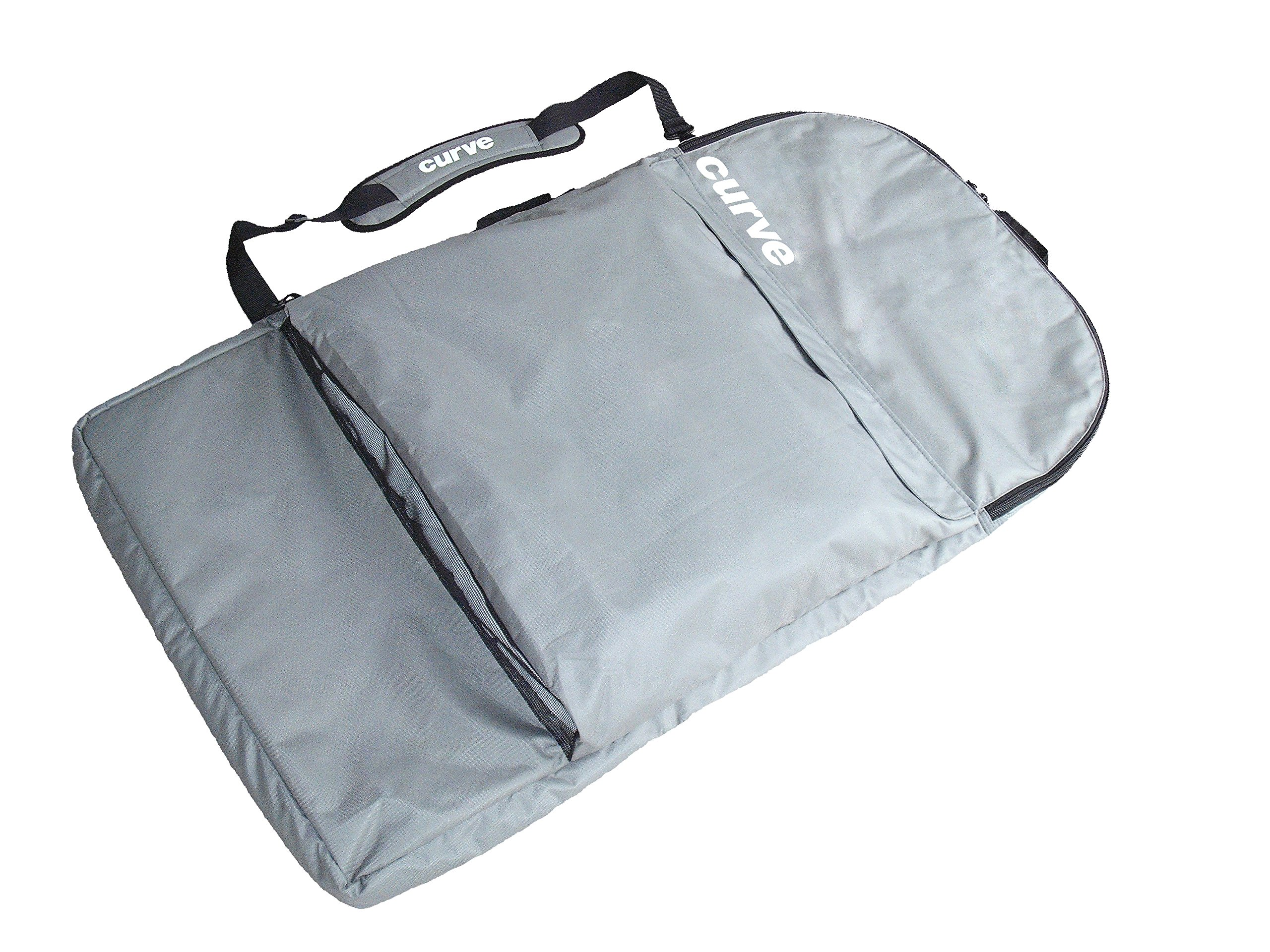 Curve Bodyboard Bag Bodyboard Cover for 1 or 2 boards - GLOBAL Padded Travel Bag by Curve (Image #1)