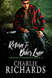 Return To Biker Lane (Kontra's Menagerie Book 21)