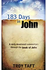 183 Days in John Kindle Edition