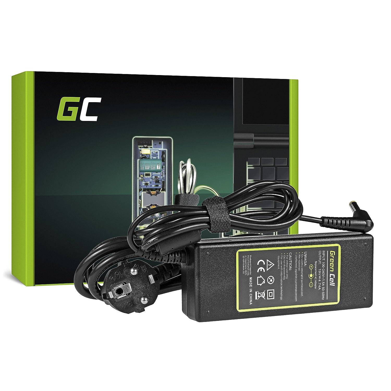 Green Cell® Cargador para Ordenador Portátil Acer Aspire 5733 5733Z 5745 5745G 5749 5749G 5749Z 5749ZG 5750 5750G 5750Z 5820 5820T / Adaptador de ...