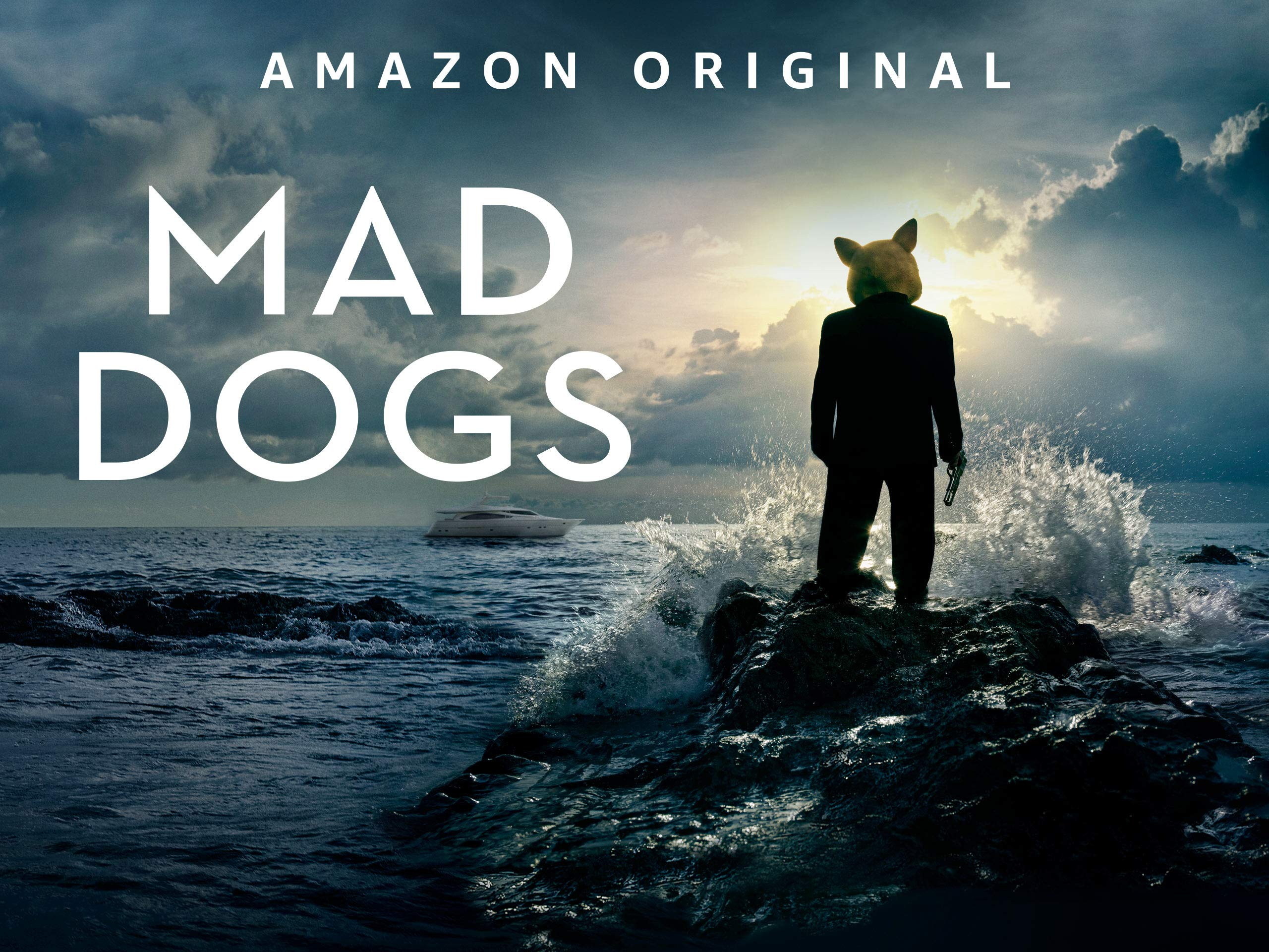 Mad Dogs (4K UHD) on Amazon Prime Video UK