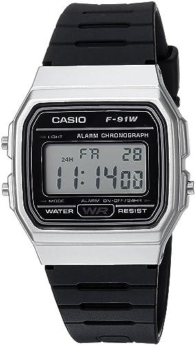 e2feebaf81f7 Casio reloj clásico de cuarzo informal para hombre
