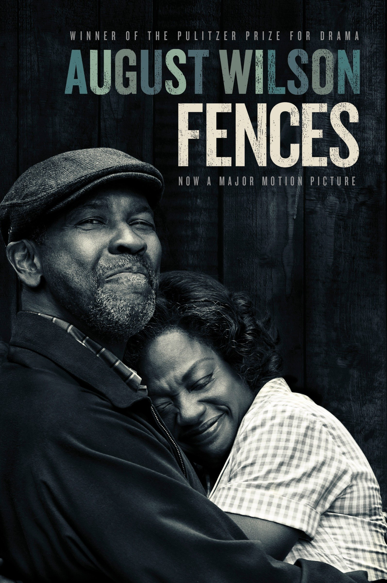 fences movie tie in