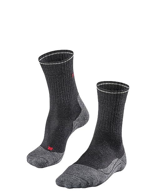 Falke TK2 Wool Silk W Calcetines de senderismo: Amazon.es: Ropa y accesorios
