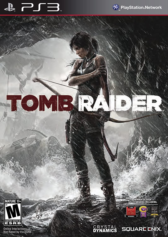 Tomb Raider Playstation 3 Video Games Network 200