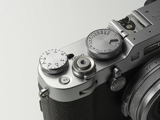 Fujifilm X100F Kompaktkamera mit 24,3 Megapixel X-Trans: Amazon.de ...