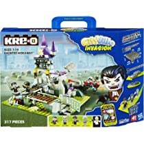 Kre-o City Ville invasión Marina locura tecnología de movimiento de Sonic