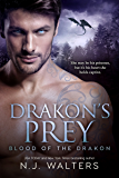 Drakon's Prey (Blood of the Drakon)