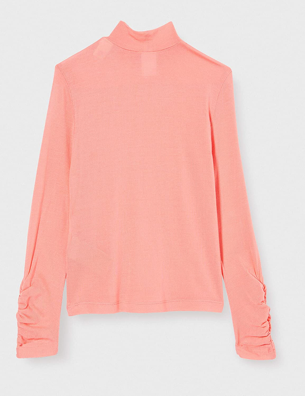 Scotch /& Soda Girls Long Turtle Neck with Special Sleeve Detail Shirt