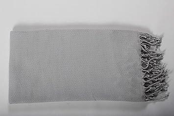 Amazon.com: 100% Cotton Colored Nazar Peshtemal Towel, Bath ...