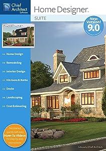 Chief Architect Home Designer Suite 9.0 [Download] [OLD VERSION]
