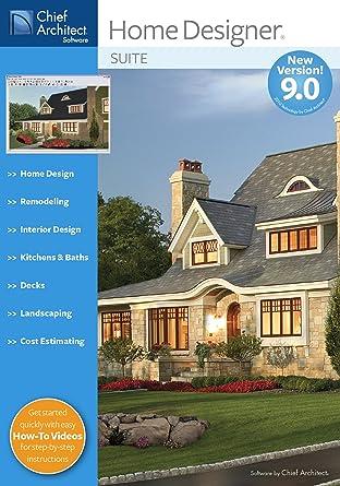 Amazon Com Chief Architect Home Designer Suite Download
