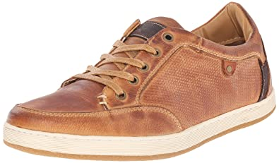 Steve Madden Men's Partikal Fashion Sneaker, Tan, ...