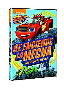 Blaze Y Los Monster Machines: Se Enciende La Mecha [DVD]
