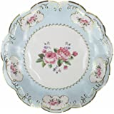 Talking Tables Truly Chintz, Paper Plates, 18cm (12 pack in 4 designs)
