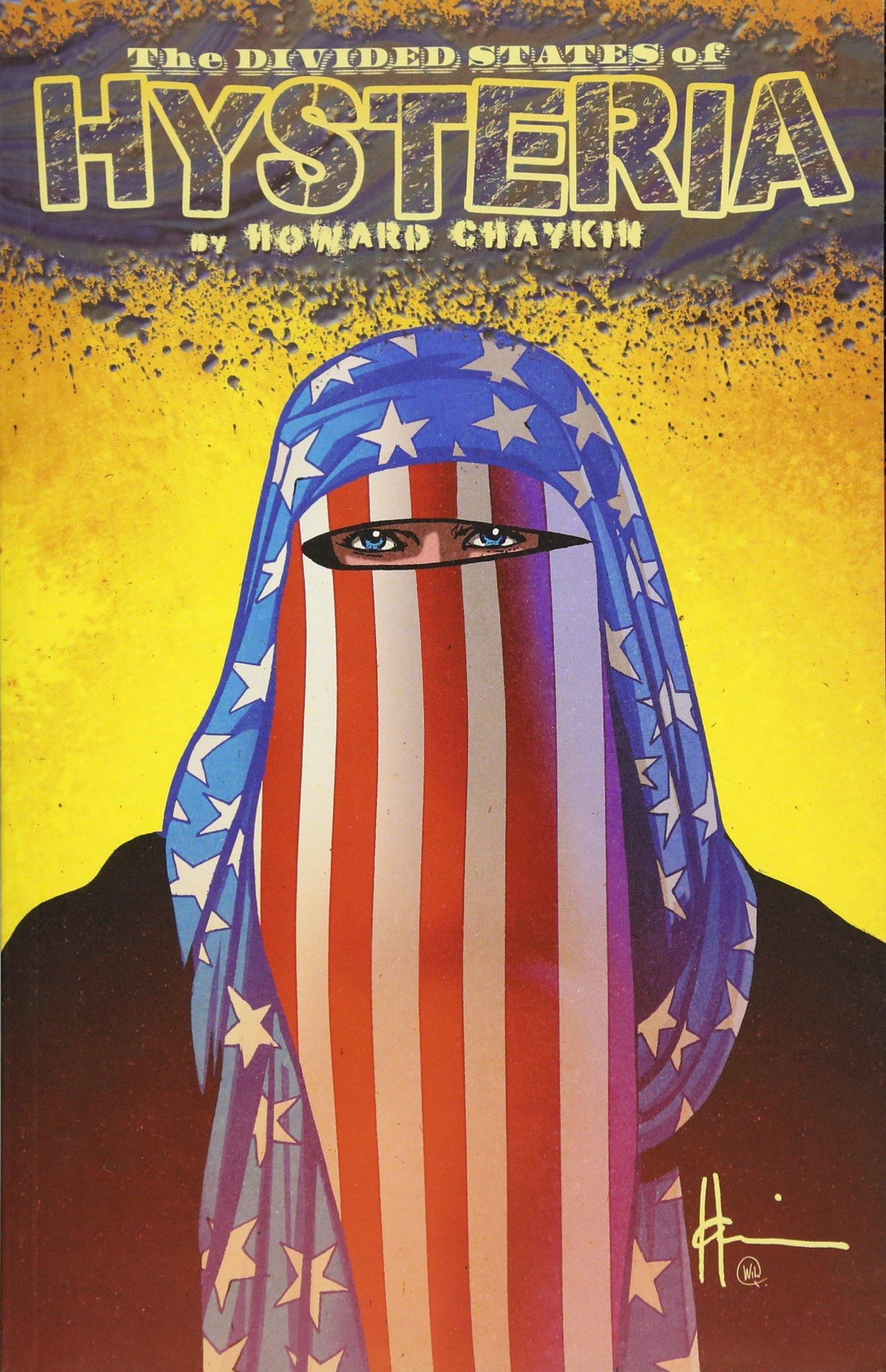 Divided States of Hysteria: Amazon.es: Howard Chaykin ...