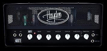 Hayden mofo30h Mofo 30 W Amplificador de Guitarra Head ...