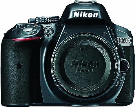 Nikon D5300 - Cámara digital (Auto, Nublado, Flash, Fluorescente ...