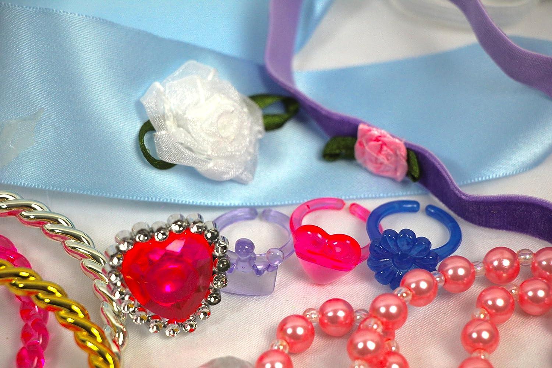Princess Factory by Teetot Winter Wonderland Dress-Up Chest, Various