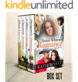 Mail Order Bride: Box Set #4: Inspirational Historical Western (Pioneer Wilderness Romance Box Set Series)