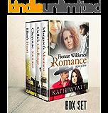 Mail Order Bride: Box Set #4: Inspirational Historical Western (Pioneer Wilderness Romance Box Set Series)