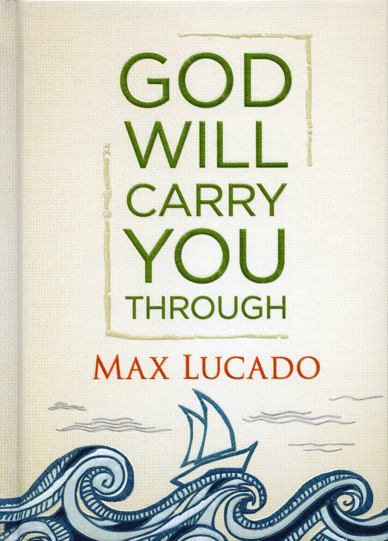God will carry you through Book PDF