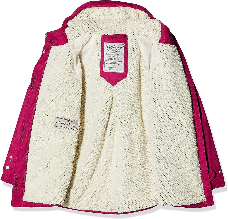 Craghoppers Girls Cairney Jacket