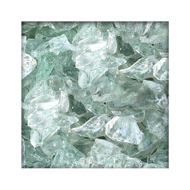 Kieskönig Glasbrocken - Kristall 100kg