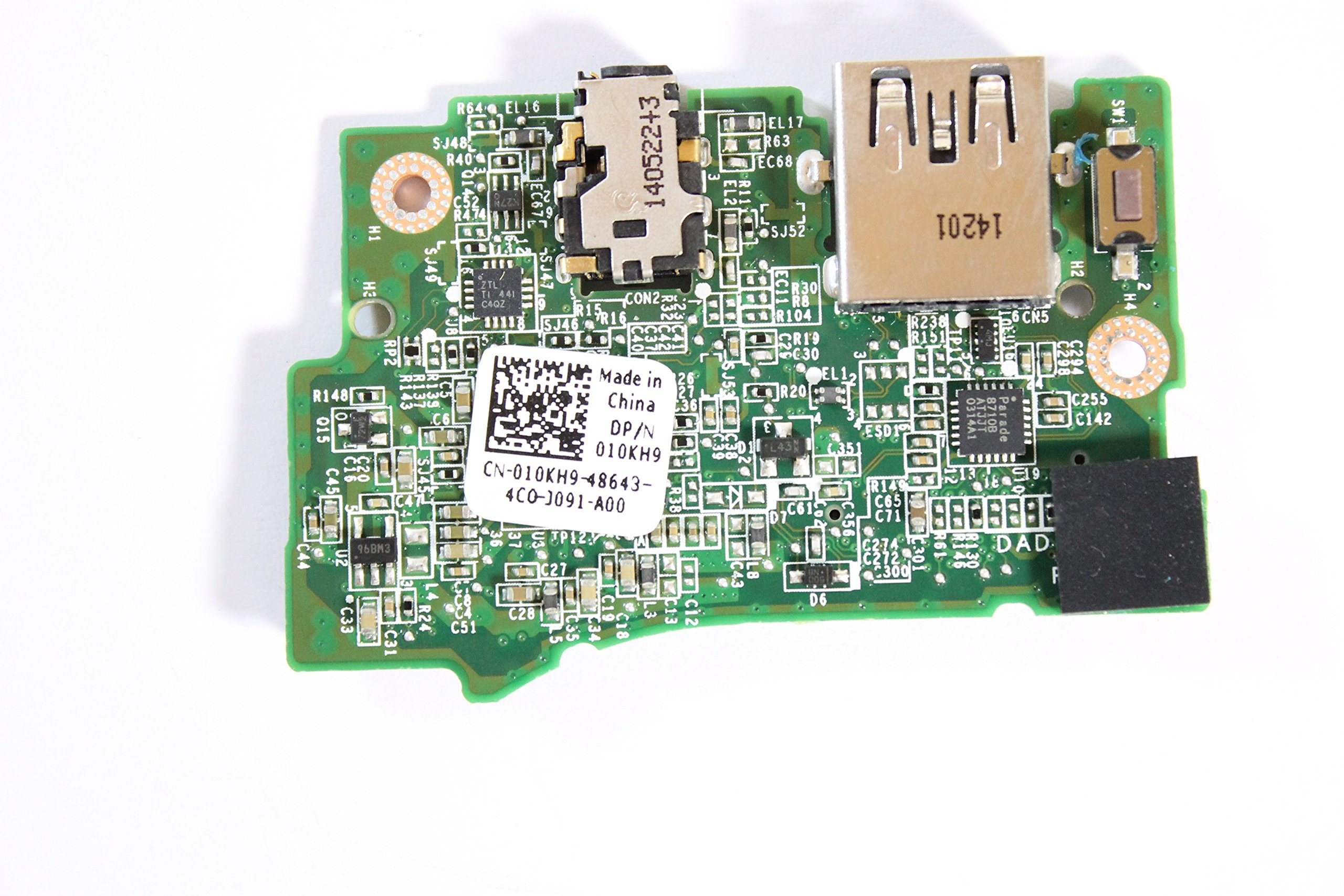Dell XPS L322X 10KH9 USB 3.0 Audio Power Button Board DAD13AAB8E1 by Dell (Image #3)