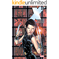 X-23: The Complete Collection Vol. 1 book cover