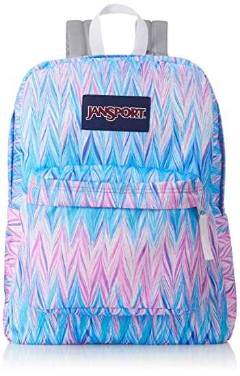 94e4e50fe JanSport Superbreak Backpack - Painted Chevron - Classic, Ultralight