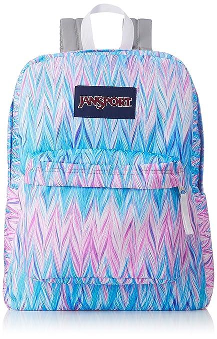 JanSport Superbreak Backpack - Painted Chevron - Classic dd306f5ab1a5f