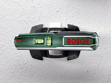 Bosch Laser Entfernungsmesser Hornbach : Bosch pll laser wasserwaage wandhalterung m arbeitsbereich