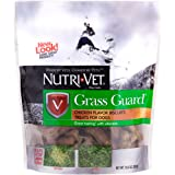 Nutri-Vet Grass Guard Chicken Flavor Biscuit Treats for Dogs