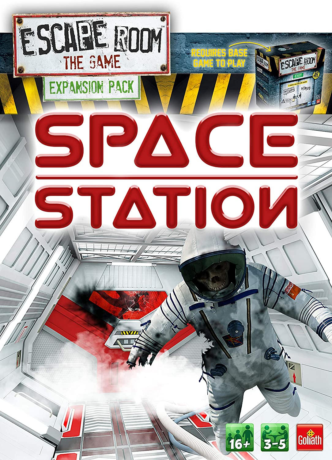 Escape Room the Game Space Station Expansion Pack