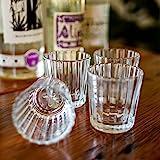 Mezcal Glasses   The Original & Traditional Glass for Mezcal or Tequila   Set of 4