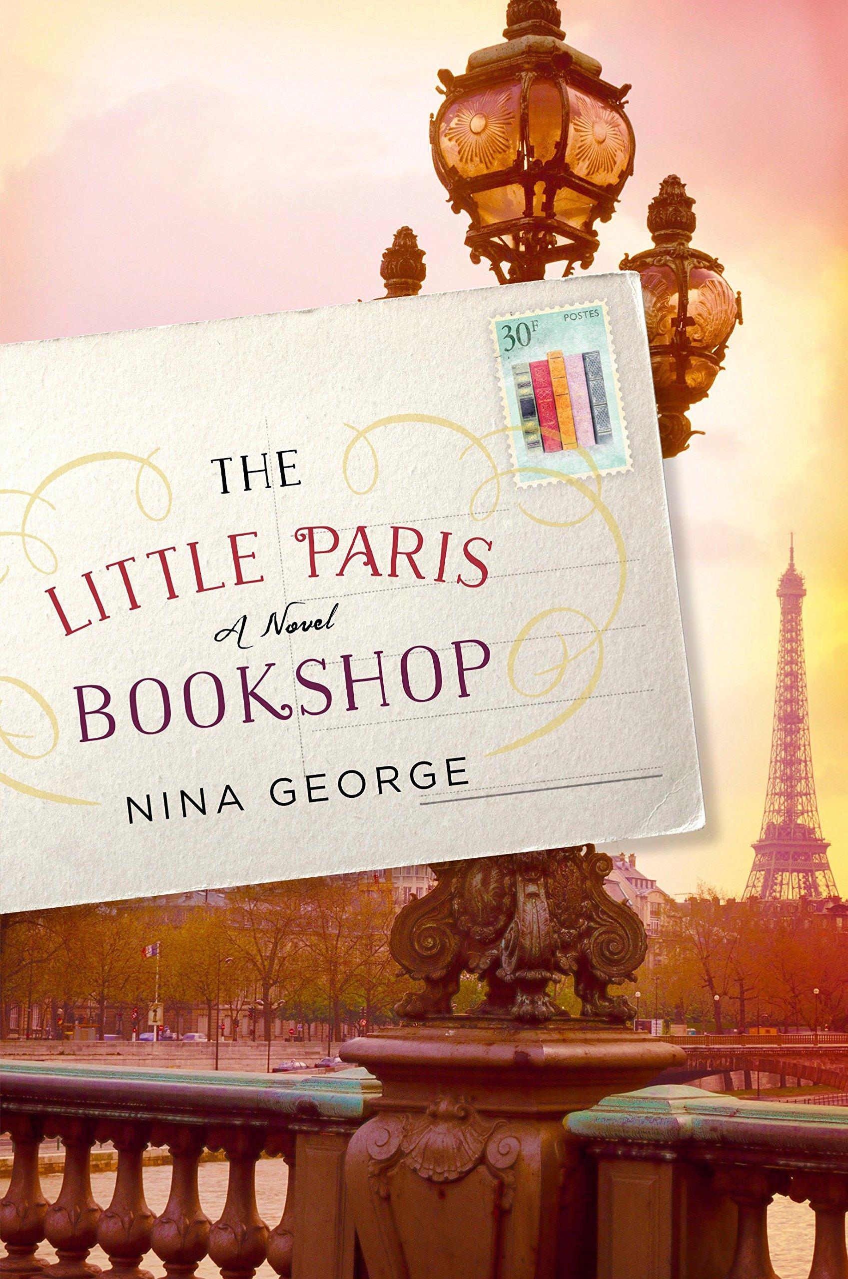 The Little Paris Bookshop: A Novel: Amazon.de: Nina George ...