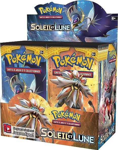 Asmodee posl102disco - Booster Pokémon sol y luna 1 ...