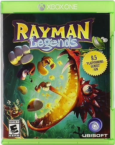 Ubisoft Rayman Legends - Juego (Xbox One, Plataforma, E10 + ...