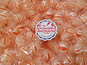 Washburn's Clove Balls - Bulk Individually Wrapped Fresh Hard Candy - 2 lbs with Refrigerator Magnet