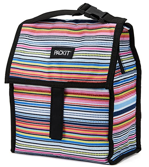 PackIt Lunch Nevera Portátil, (Blanket Stripe), 4.4: Amazon.es ...