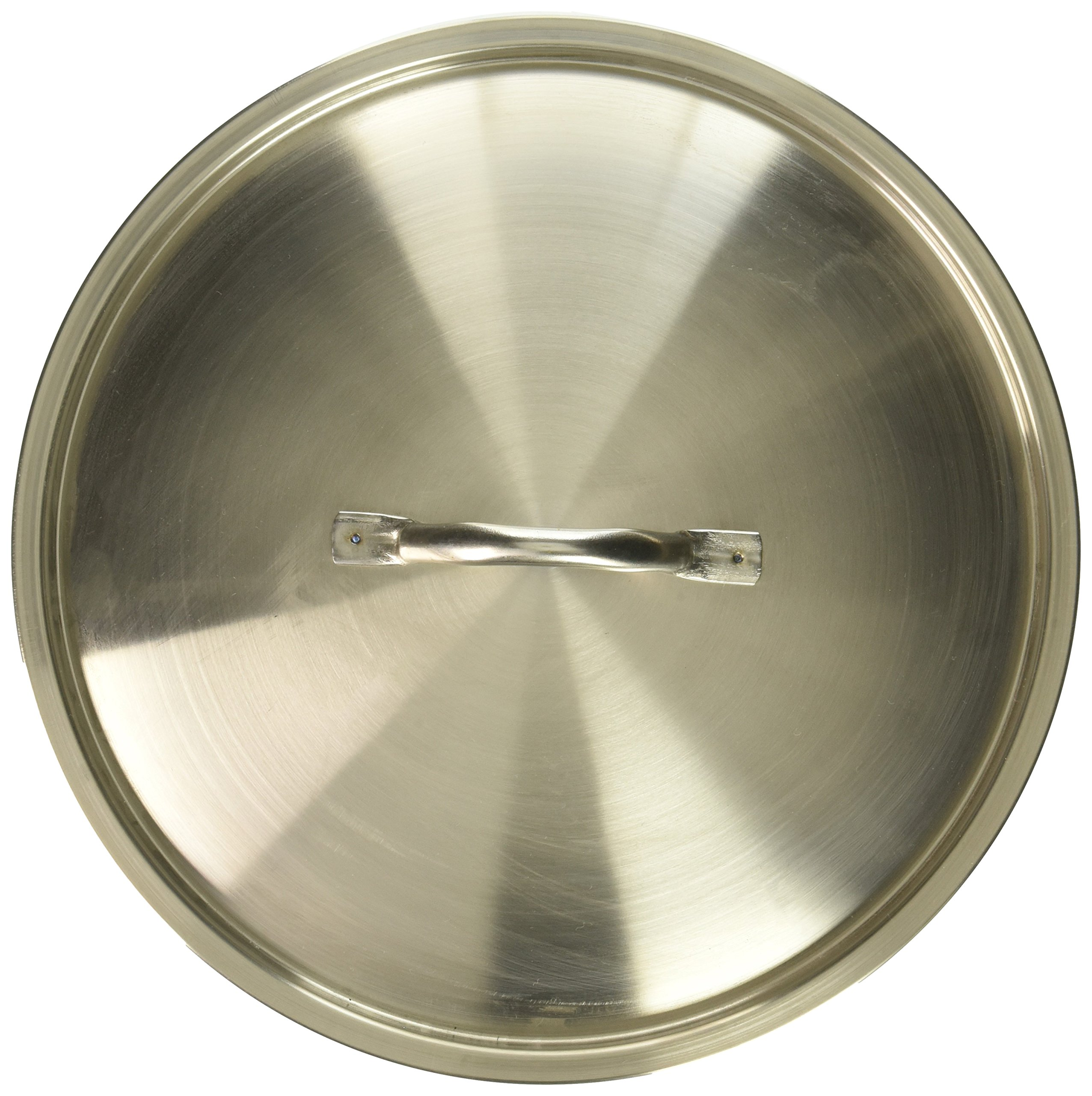 Paderno World Cuisine''Grand Gourmet'' Stainless-steel 11-Inch Lid