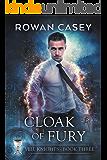 Cloak of Fury (Veil Knights Book 3)