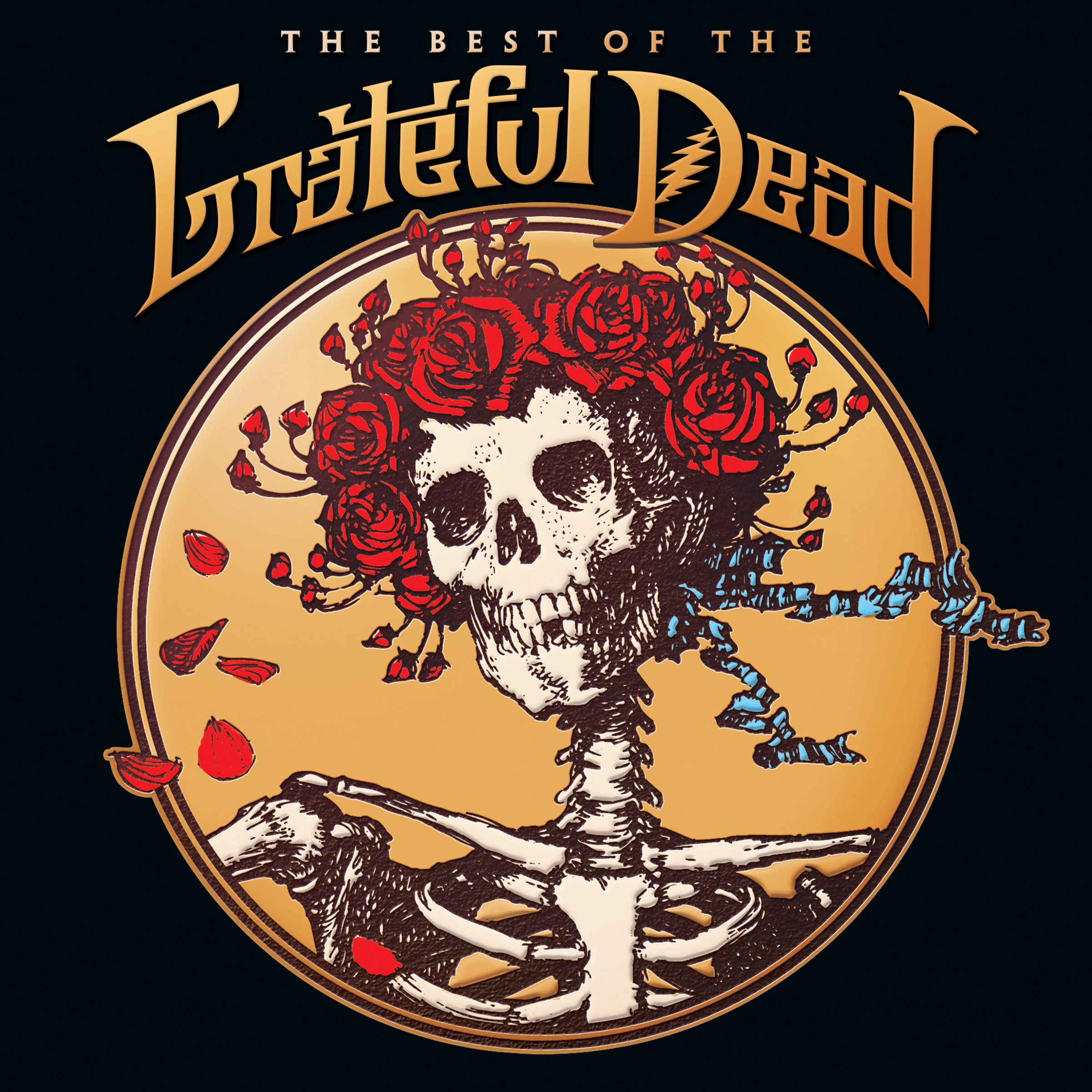 The Best Of The Grateful Dead (2CD) by Rhino