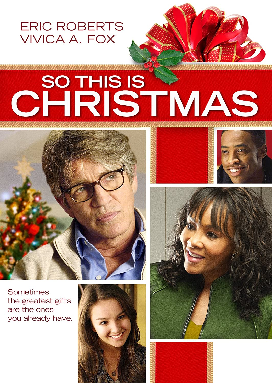 Amazon.com: So This Is Christmas: Eric Roberts, Lexi Ainsworth ...