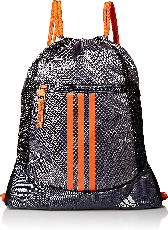 adidas Unisex Alliance II Sackpack, Black, ONE SIZE: Clothing