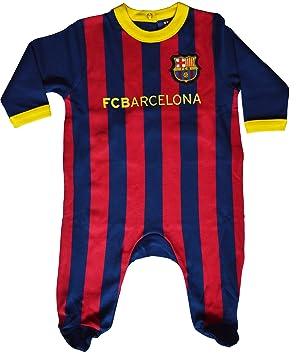 Pijama para bebé Barca - Colección Oficial FC Barcelona, Bebé niño ...