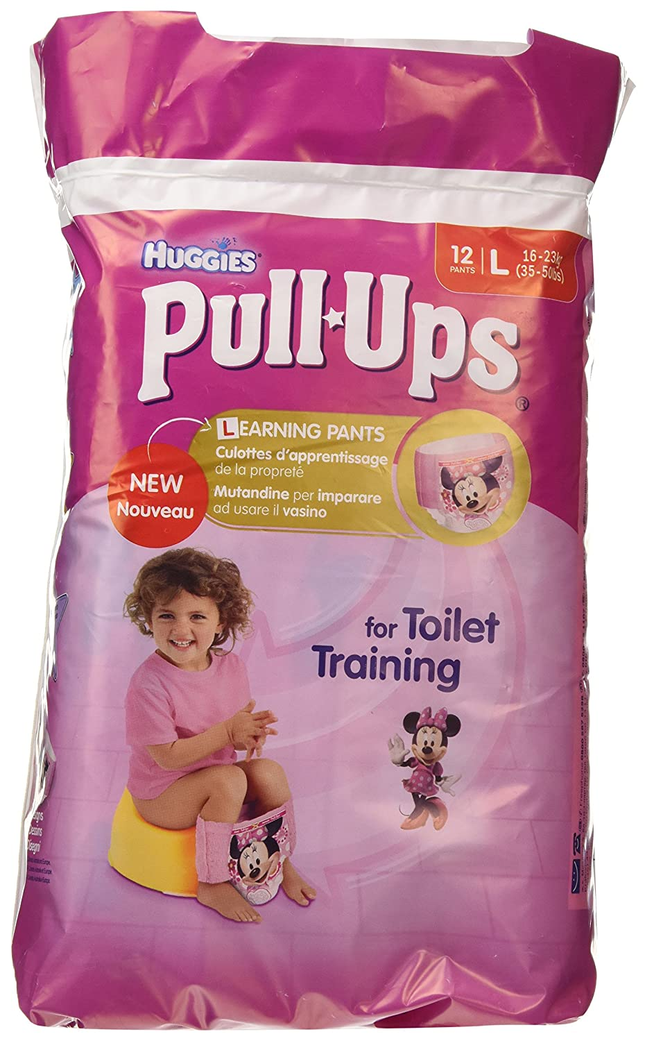 Huggies Pull Ups Girl Tg Xl KIMBERLY CLARK ITALIA