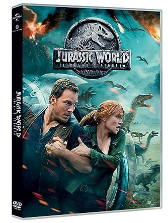 Risultati immagini per JURASSIC WORLD: IL REGNO DISTRUTTO in DVD
